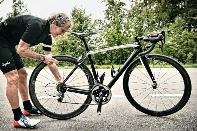 LeCalibre RM 70-01 Tourbillon Alain Prost