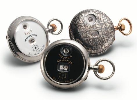 montres de poche Pallweber