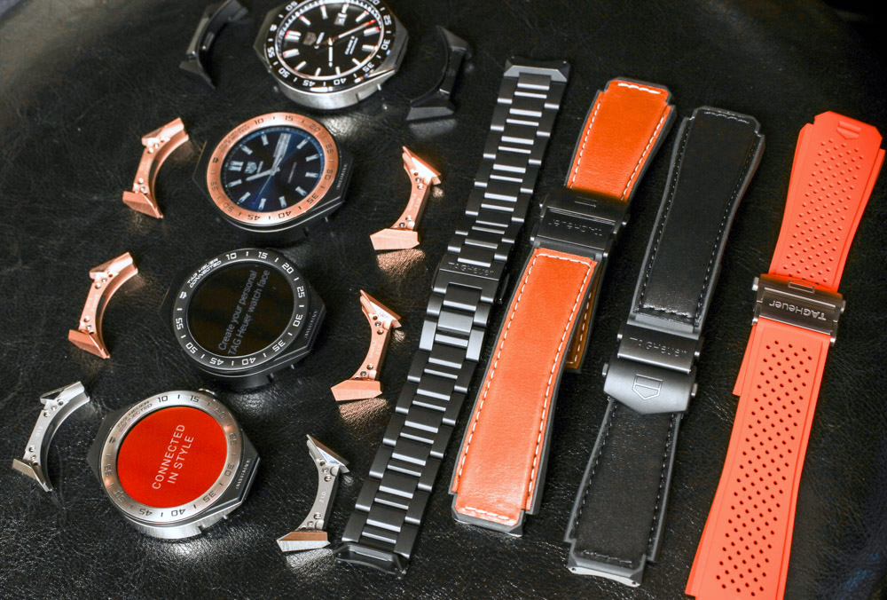 tag heuer connected modular 45 pas cher