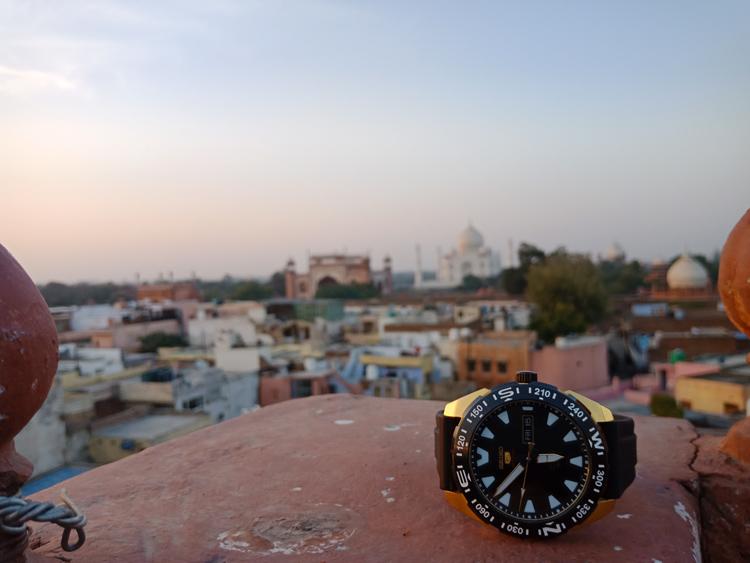 4695459cb6e068 Seiko 5 Sports SRP750K1   Test Avis de cette montre automatique