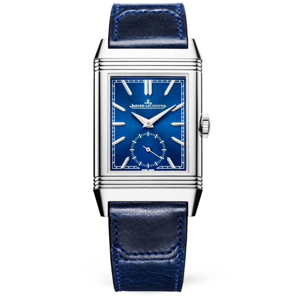 Blue-Dialed Jaeger-LeCoultre Reverso