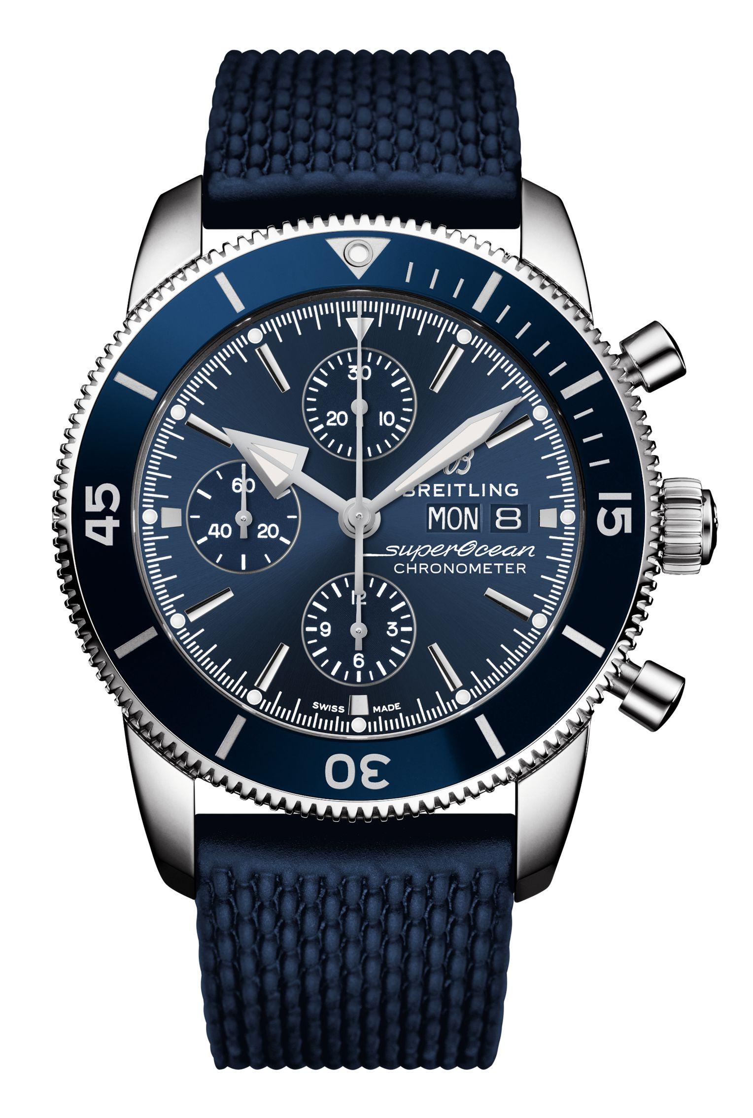 Breitling Superocean Heritage II 44 Chronograph