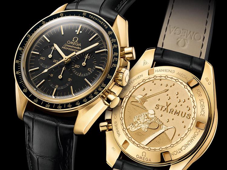 Comment reconnaître une fausse montre Omega?