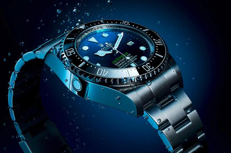 Rolex Deepsea baselworld