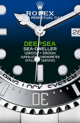 deepsea sea dweller