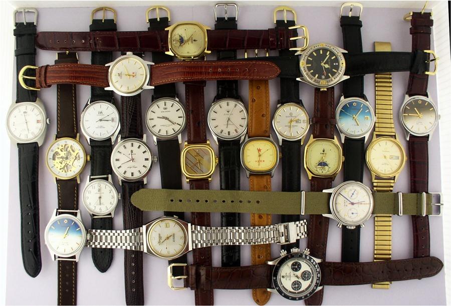 vieilles montres affaire