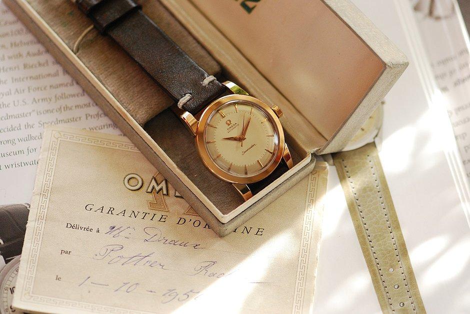 Petit guide d'achat des montres vintages