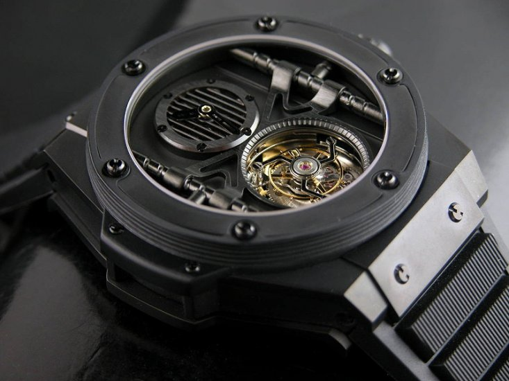 hublot chrono ultime