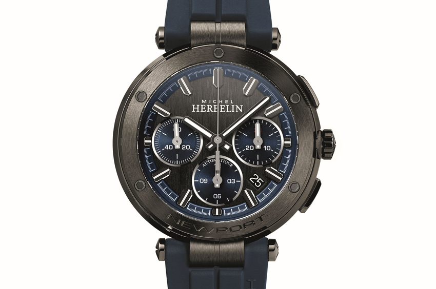 Michel Herbelin Newport Chronographe automatique