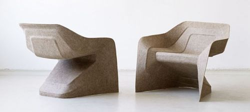 Hemp Chair Werner Aisslinger