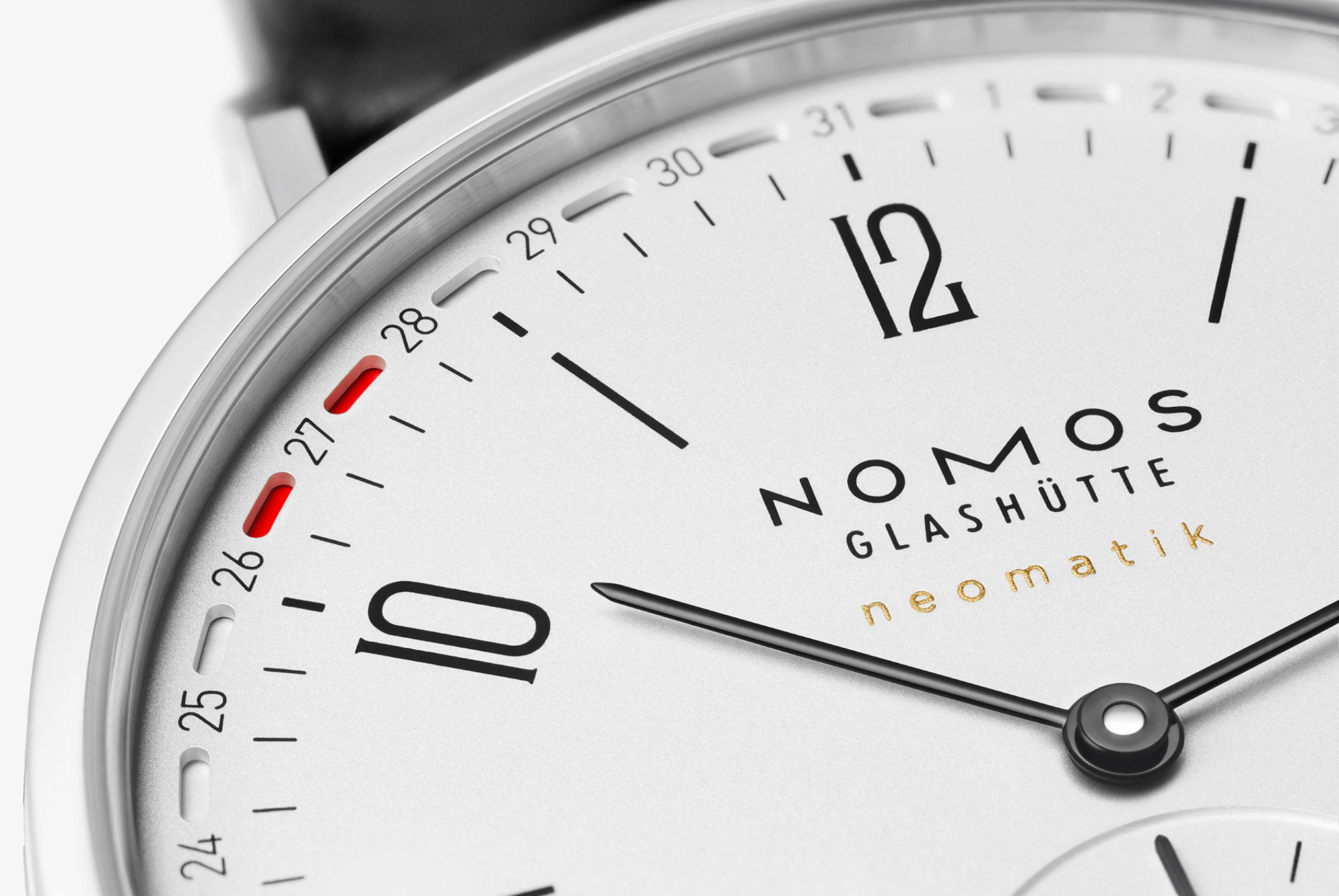 NOMOS Tangente Neomatik 41 Update