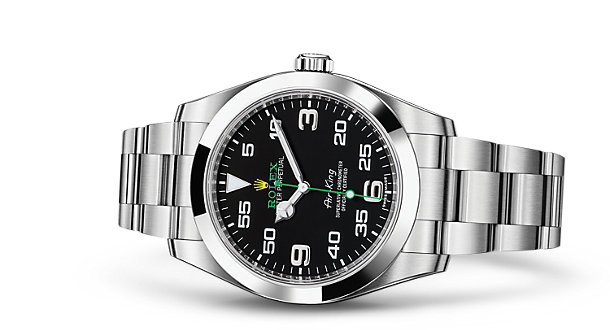 Perpetual Air King rolex