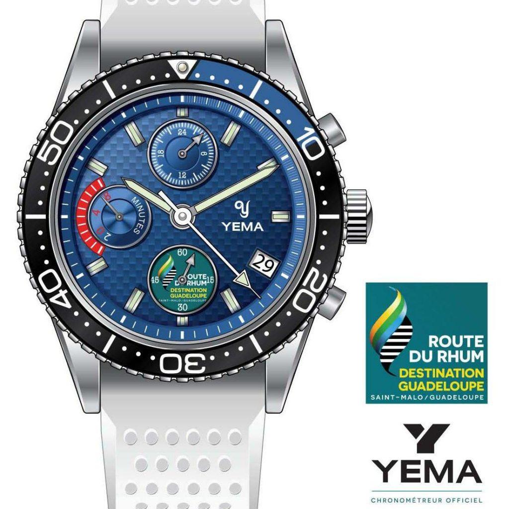 Yema Yachtingraf Route du Rhum