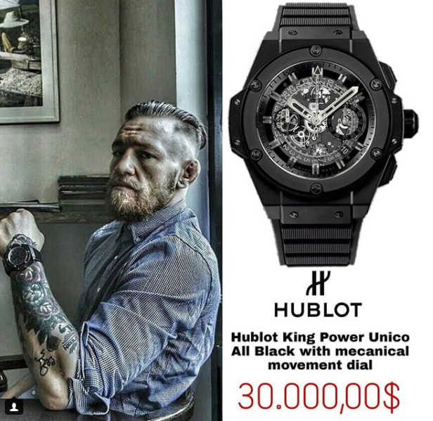 Hublot Kink Power Unico All Black