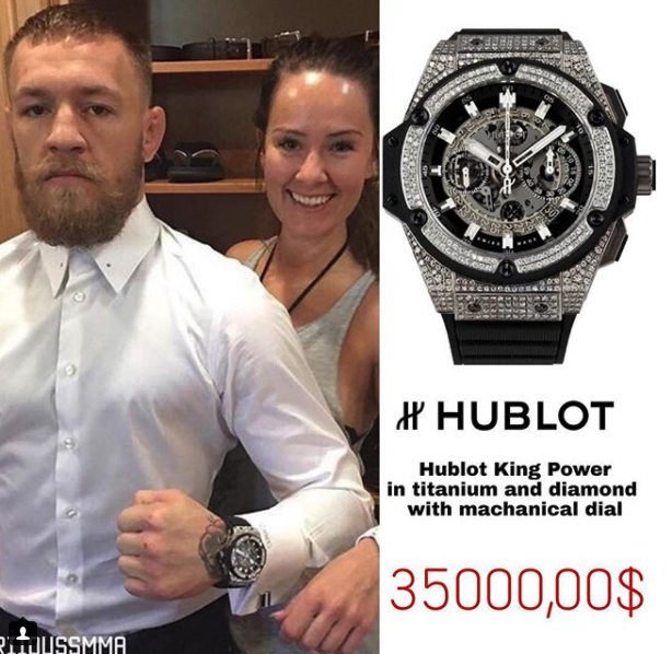 Hublot King Power Titanium et Diamand Dial