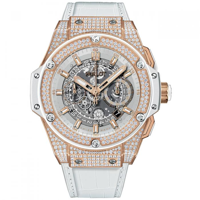 hublot diamants