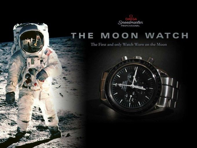 omega Neil Armstrong