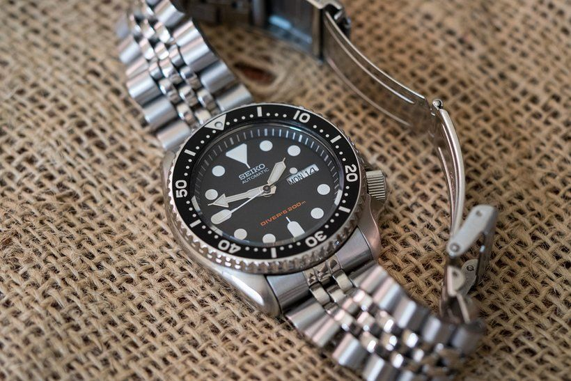 Seiko SKX007 : L'icône d'une montre de plongée automatique