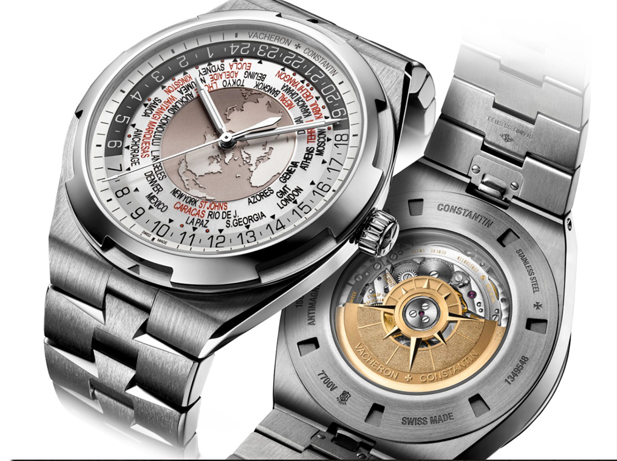 Overseas complication Worldtimer