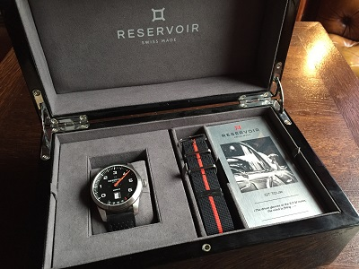 coffret montre reservoir watch