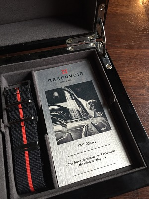 packaging GT Tour