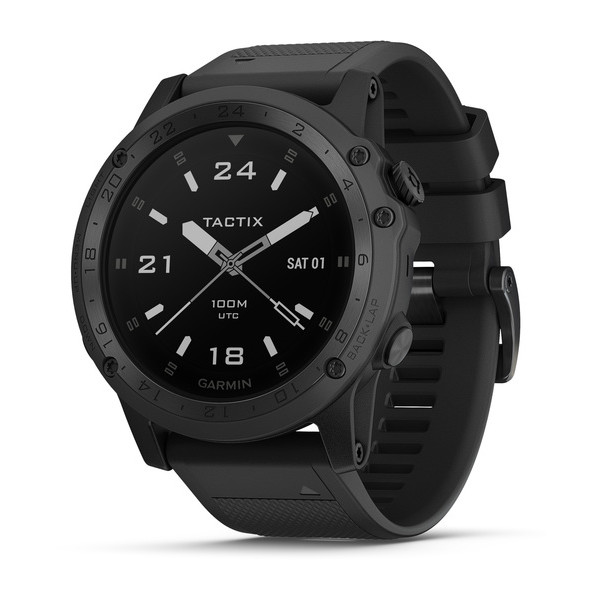 Test / Avis de la montre connectée Garmin Tactix Charlie