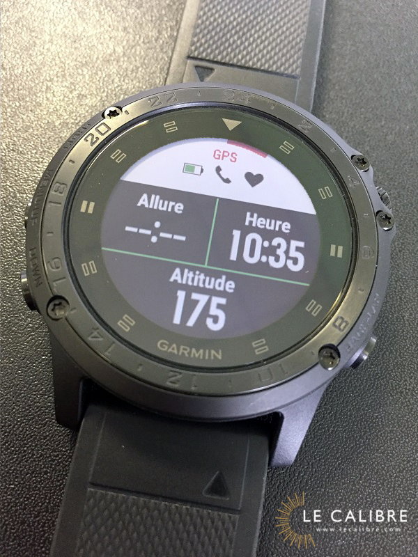 garmin tactix finitions