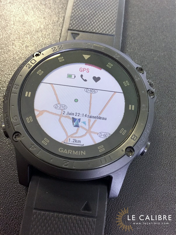 garmin tactix options