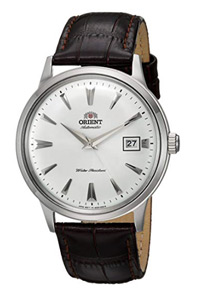Orient Bambino 2nd Generation Version 1 cadran blanc