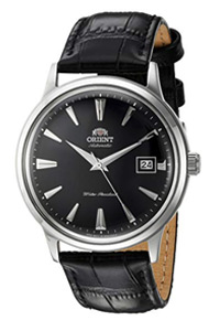 Orient Bambino 2nd Generation Version 1 cadran noir