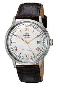 Orient-Bambino-2nd-Generation-Version-2-cadran-beige