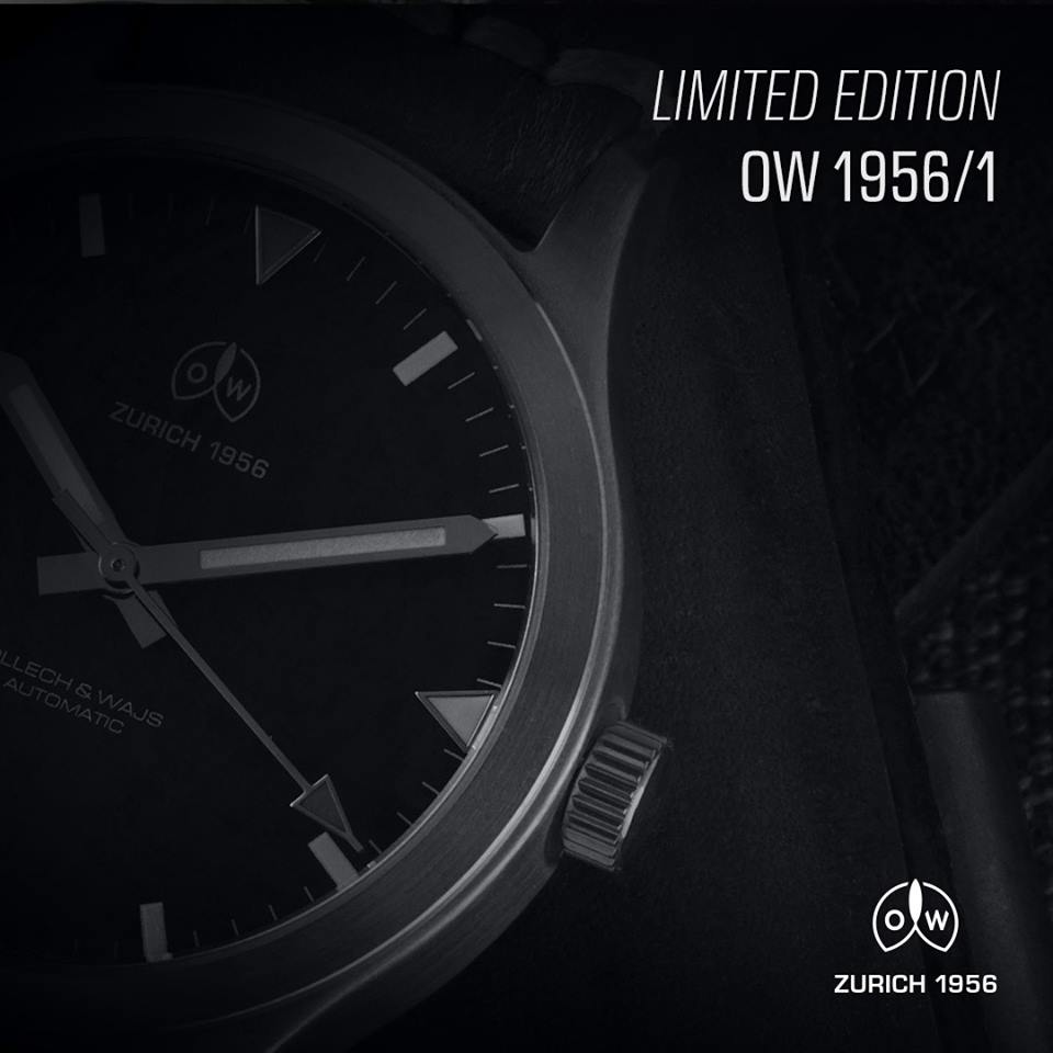 OW 1956 Limited Edition 2018