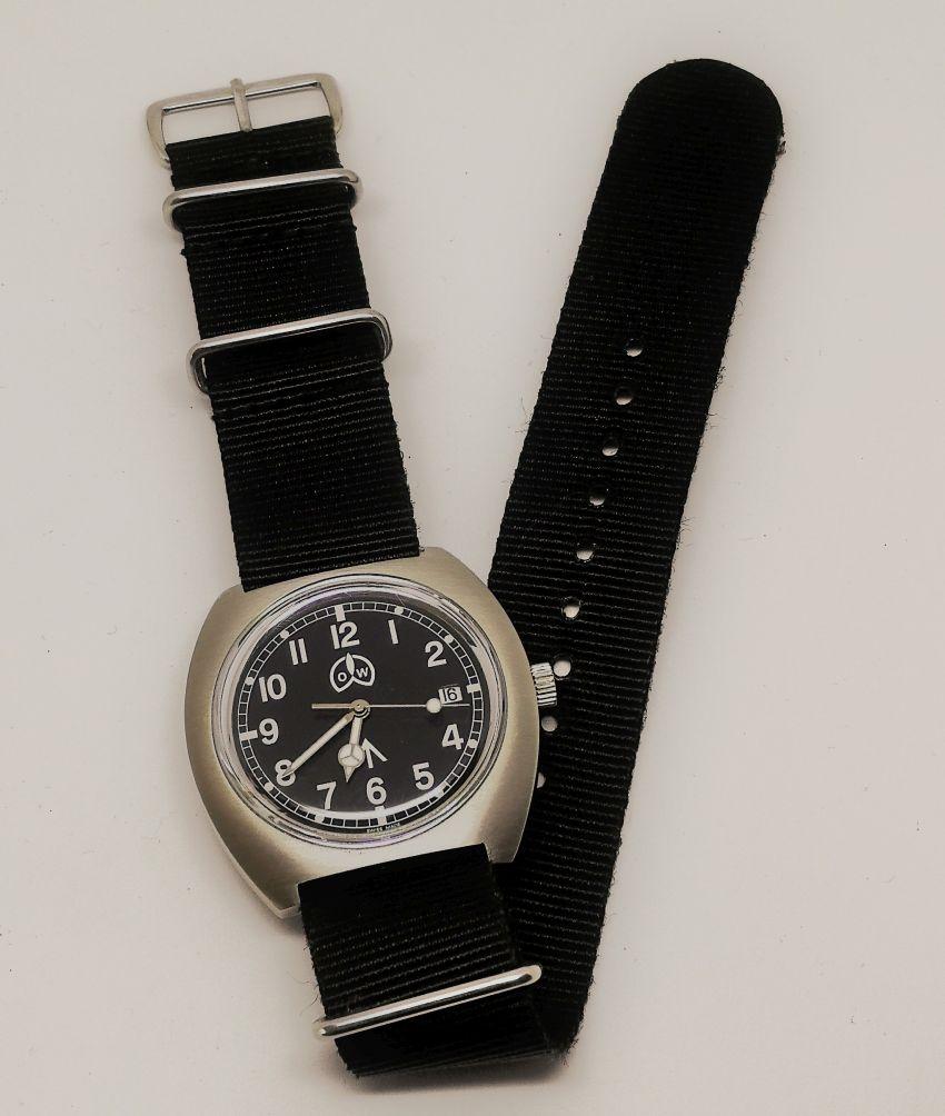Bracelet NATO sur OW