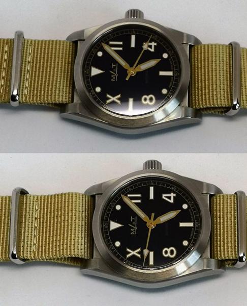 Bracelet NATO Montage