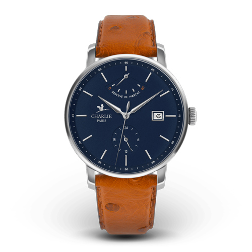 montre-homme-francaise-charlie-initial