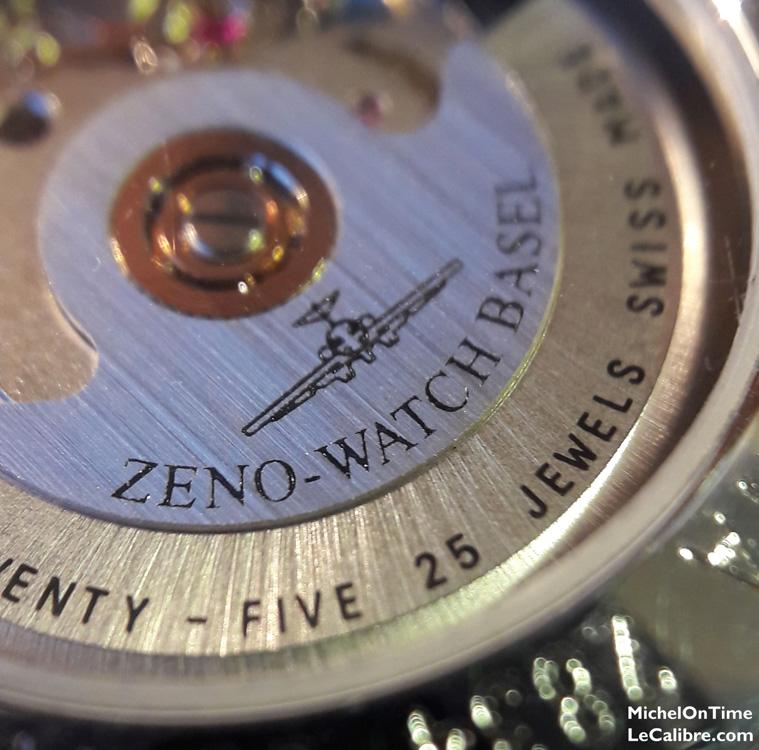 Masse Oscillante Zeno