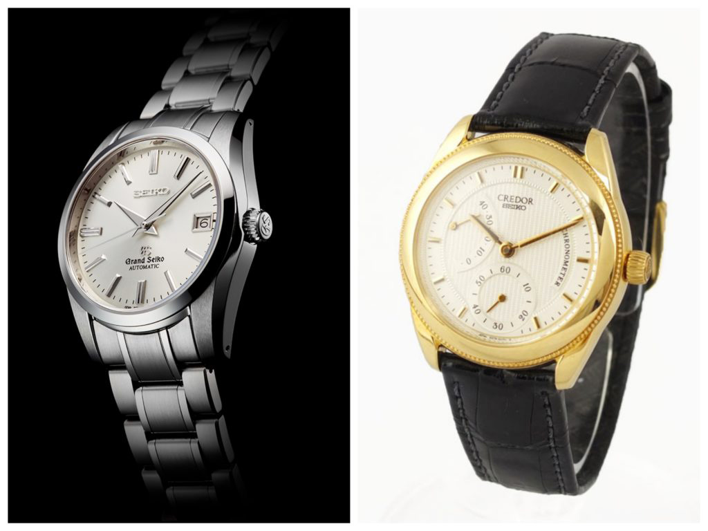 Credor Chronometer vs SBGR001