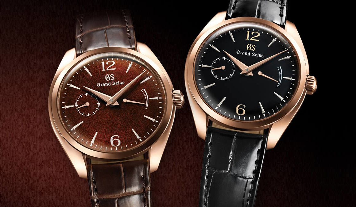 Pré-BaselWorld 2019 – Grand Seiko Elegance Collection – Nouveau calibre !