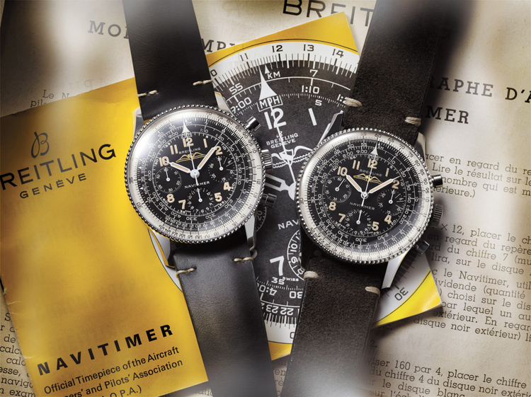 Breitling-Navitimer-806-Re-Edition-and-historical