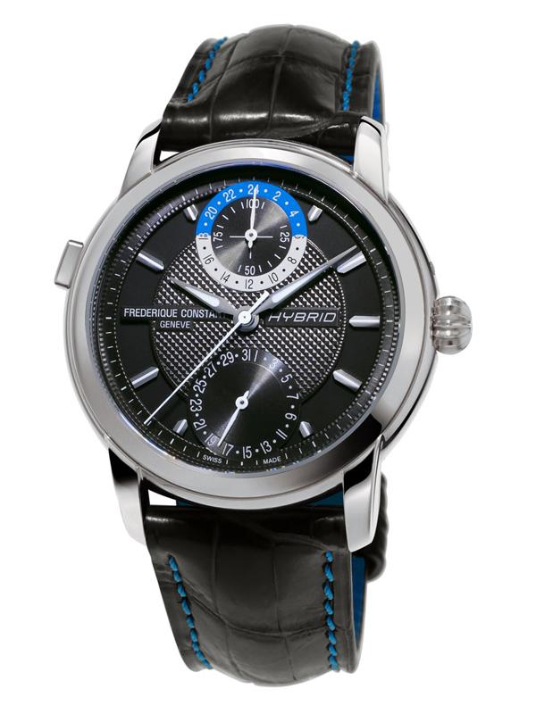 Frederique-Constant-hybrid-manufacture-black-blue
