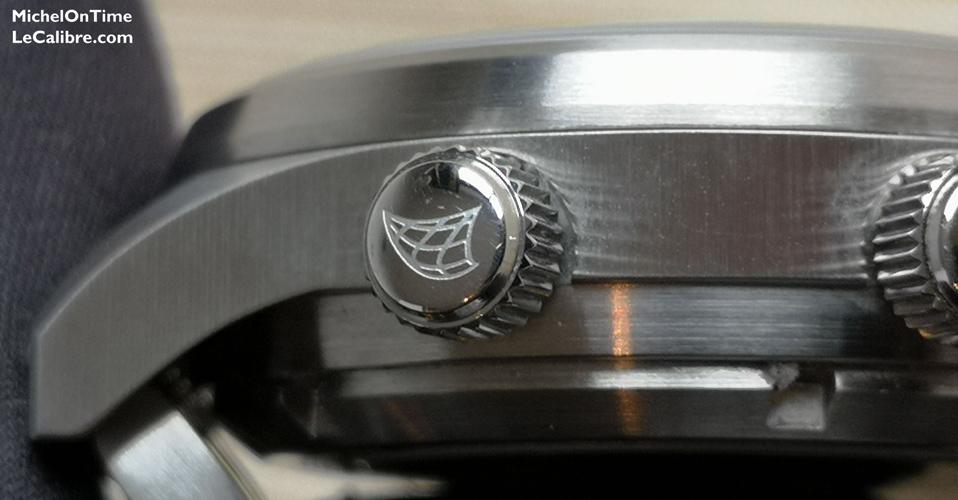 detail logo couronne