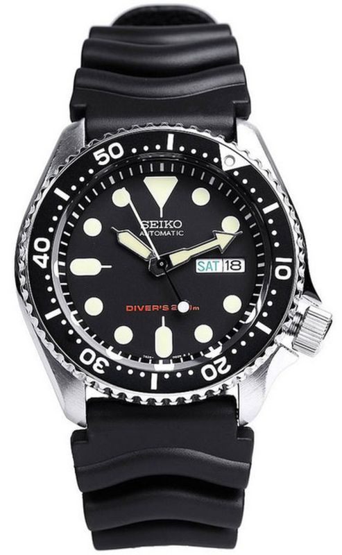 Seiko Black Boy SKX007KC ShoppingInJapan