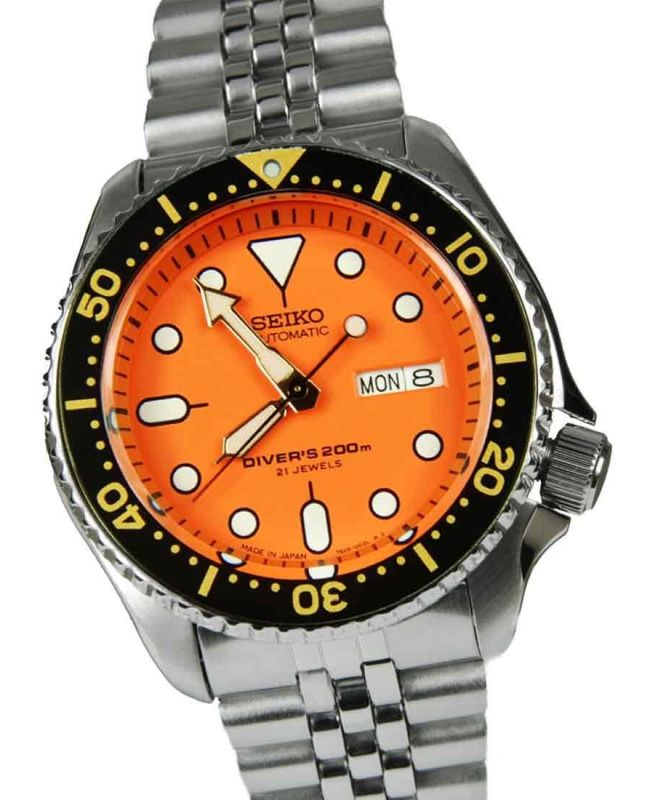 Seiko Orange Boy SKX011J SportWarchesStore