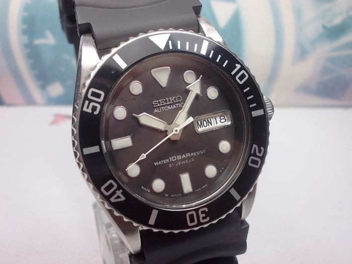 Seiko Submariner Skx031