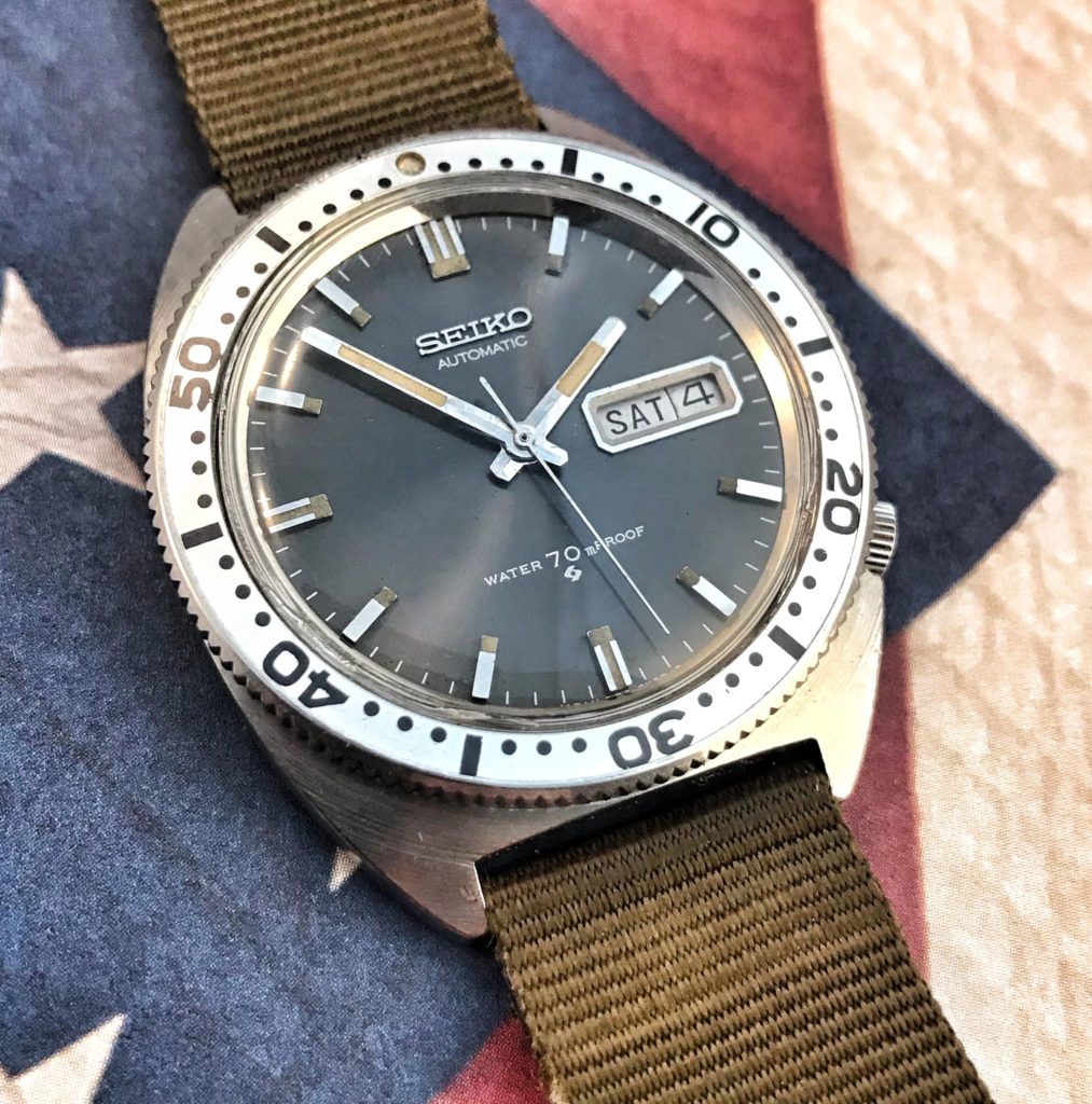 Seiko The First 6106-8100 retrowatchguy