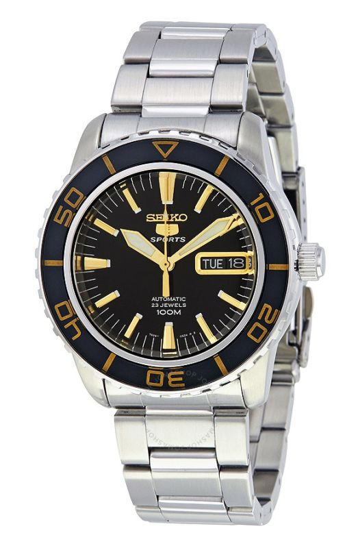 seiko Fifty Five Fathoms snzh57 Jomashop