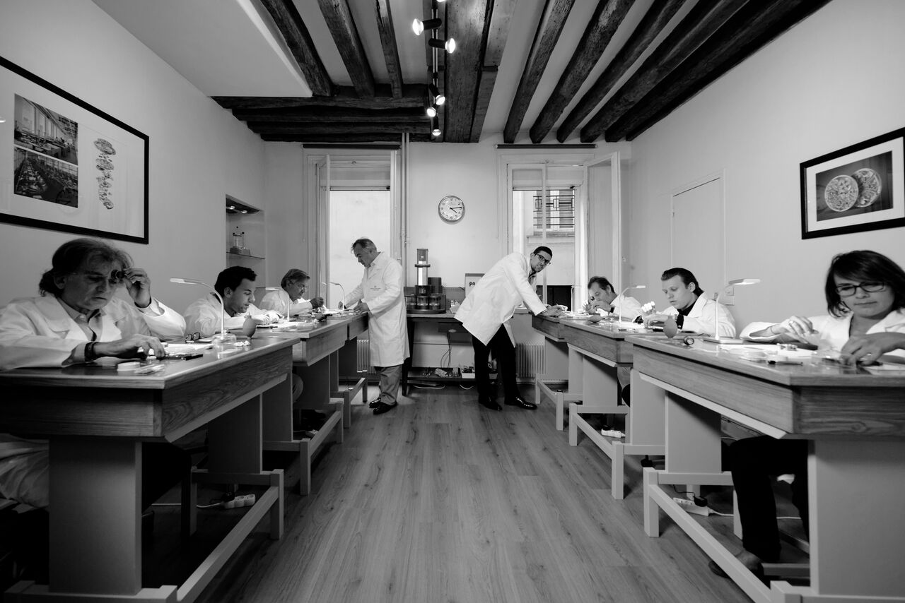 watchmaking training