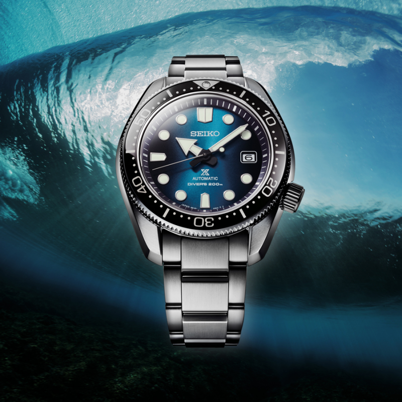 Seiko Great Blue Hole SPB083J1
