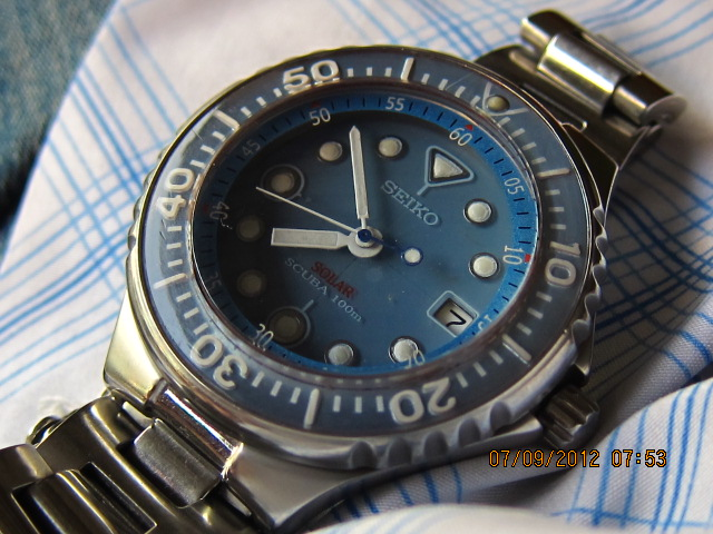 Seiko Jewel Fish SBCB003