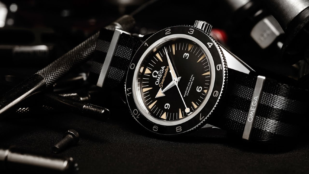 omega seamaster 300 007 spectre